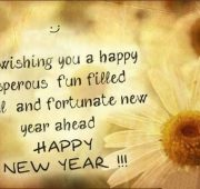 Hny wishes for friends