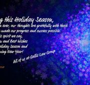 Holiday new year wishes