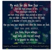 Inspirational new year wishes 2021