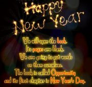 Motivational happy new year wishes