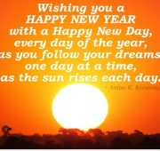 Motivational new year wishes 2021