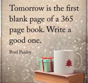 Motivational quotes for new year wishes