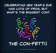 New Year Puns