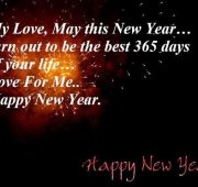 New year 2021 wishes for love bf