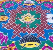 New year beautiful rangoli designs-min