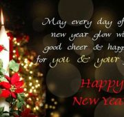 New year eve wishes messages