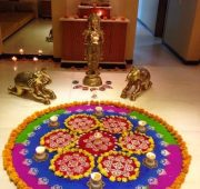 New year kolam and rangoli-min