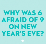 New year question and answer jokes