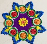 New year rangoli art-min
