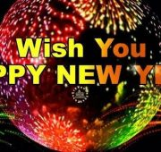 New year wishes animation 2020