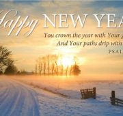 New year wishes bible quotes