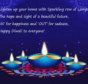 New year wishes diwali