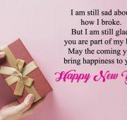 New year wishes ex boyfriend