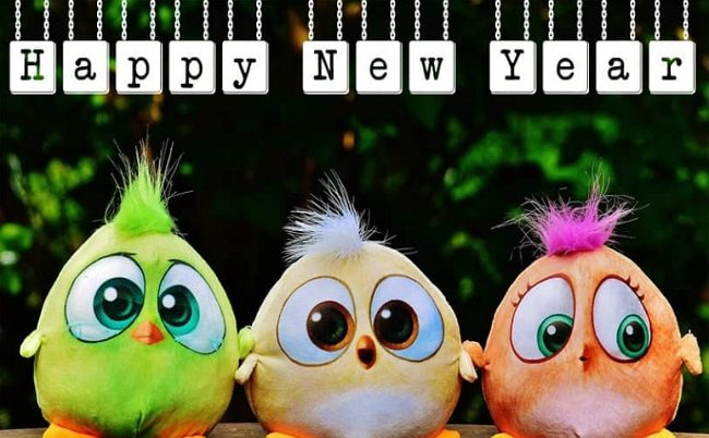 New year wishes for angry friend