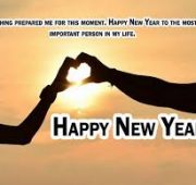 New year wishes for boyfriend family