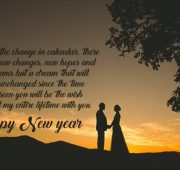 New year wishes for boyfriend in english