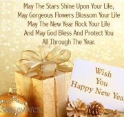 New year wishes for friends and family 2021