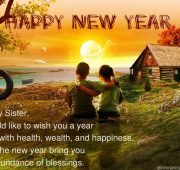 New year wishes for friends and family in hindi