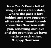 New year wishes for girlfriend long distance