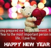 New year wishes for love images