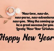 New year wishes for married couple