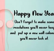 New year wishes for medical students