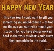 New year wishes for students 2021