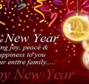 New year wishes images in english