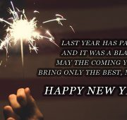 New year wishes quotes in english