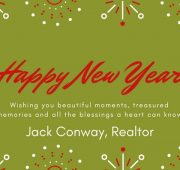 New year wishes real estate