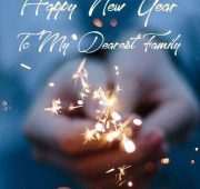 New year wishes restaurant