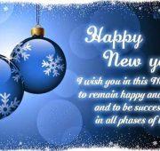 New year wishes status