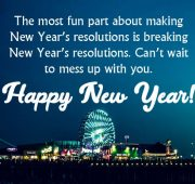 New year wishes until when