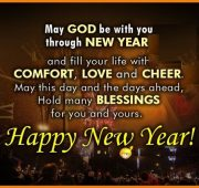New year's eve wishes images