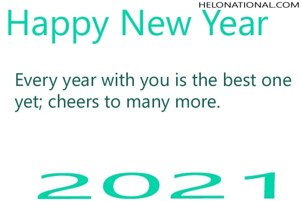 Best new year 2021 wishes