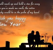 best new year wishes for newly married couple