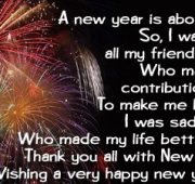 New year messages good health