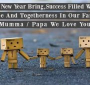 New year messages short
