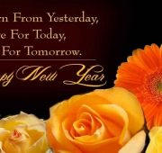 New year messages sms