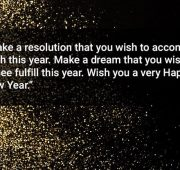 New year offer messages