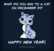 New year puns 2021