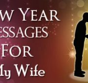 New year wishes wife for 2021