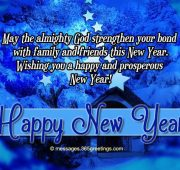 Religious new year greetings for 2021