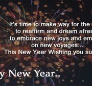 Whatsapp new year question messages