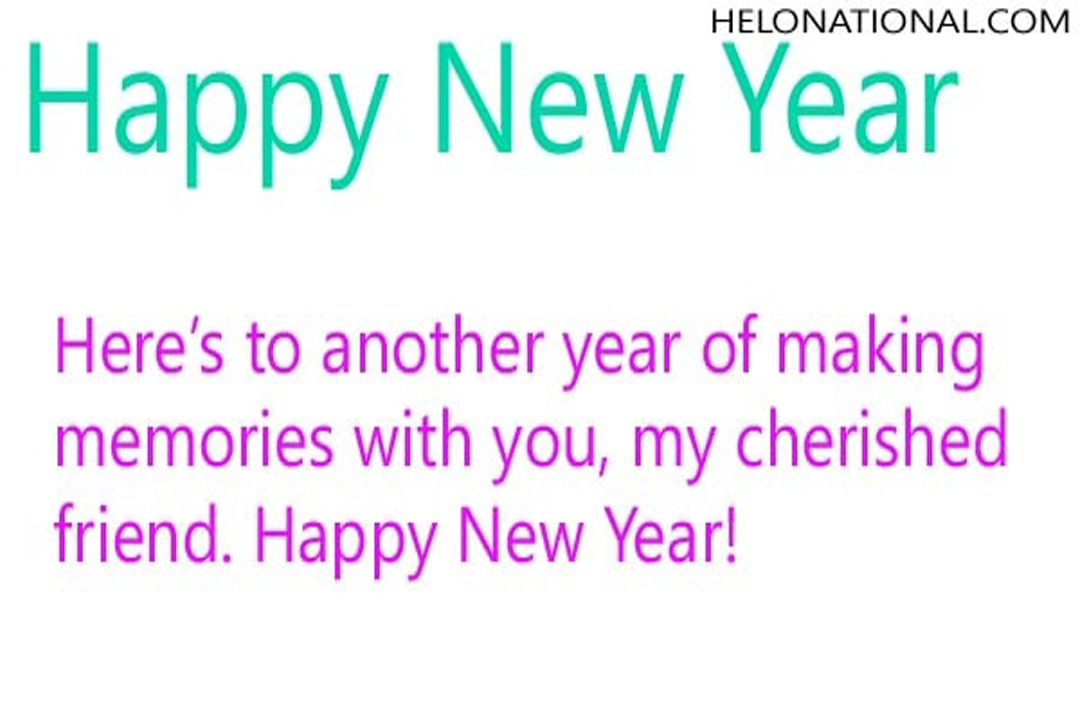Best New Year Messages