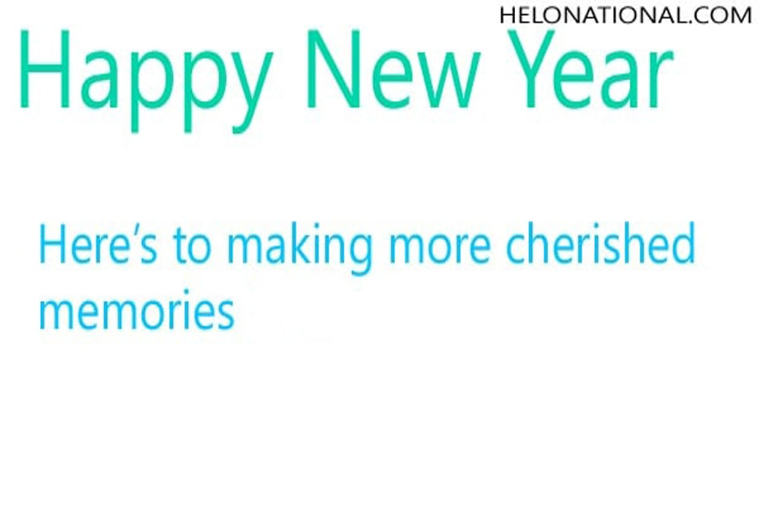 Best New Year Short Wishes