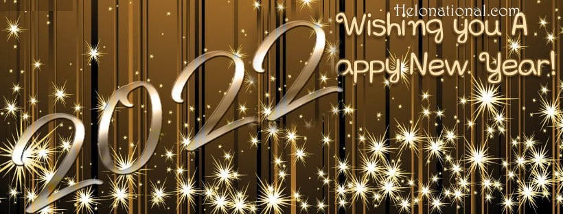 Download Happy New Year covers for Facebook