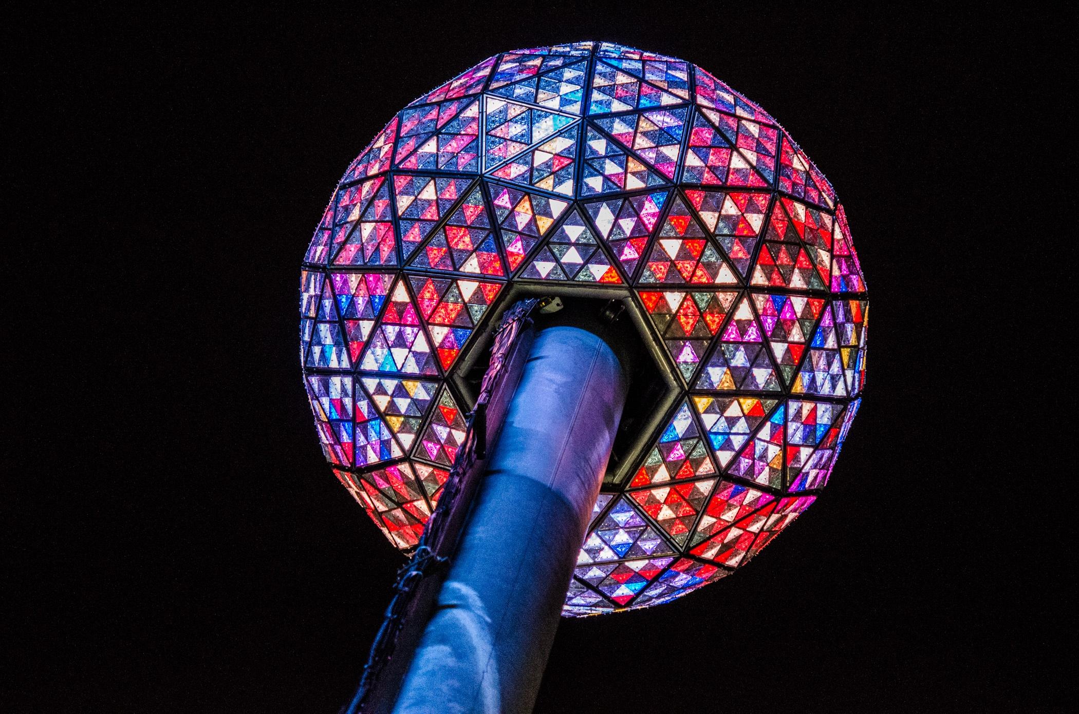 Happy New Year Ball Drop Live Stream