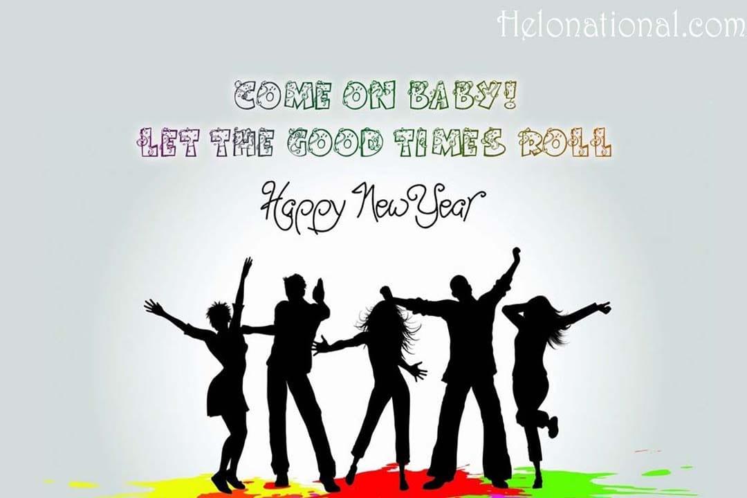 Happy New Year Celebration Themes