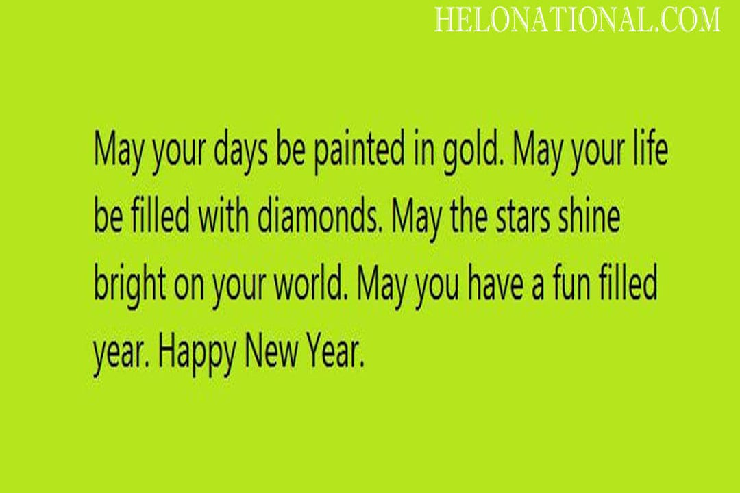 Happy New Year Love Wishes for husband